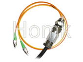 PDLC-FCAPC Outdoor Single mode Fiber Optic Patch Cord