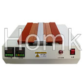 Pretty easy to operate 100 holes fiber curing oven HK-100C