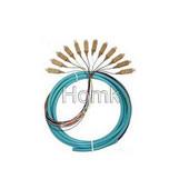 SC OM3 12 core Fiber Pigtail