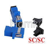 SC-SC fiber optic adapter