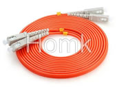 SCPC-SCPC MM DX 3m Fiber Patch Cord