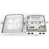 Side lock Fiber Optic Distribution Box