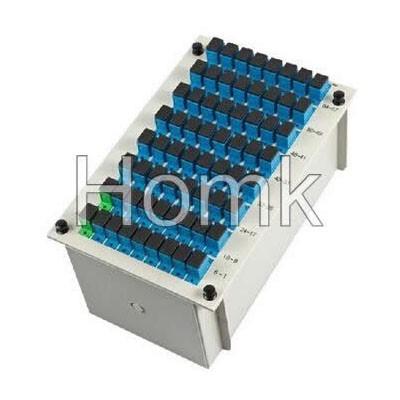 1*64 optical fiber splitter SC
