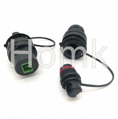 Corning OptiTap Compatible Fiber Adapter