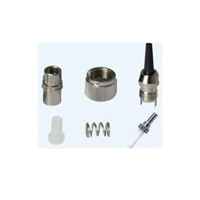 Fiber connector kit FC/PC 0.9mm
