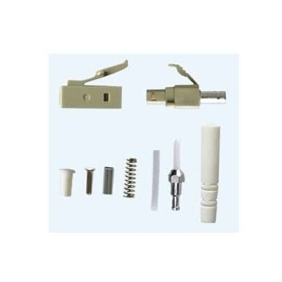 LC 3.0mm,MM Fiber Connector Kit