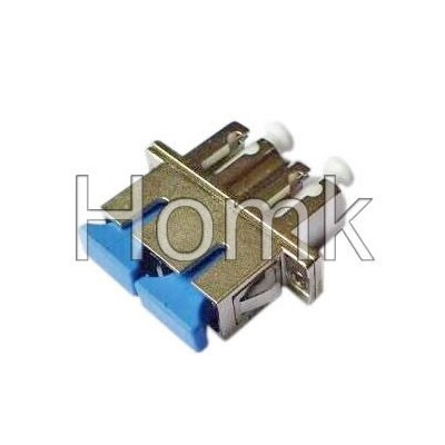 LC-SC Metal Fiber Adapter