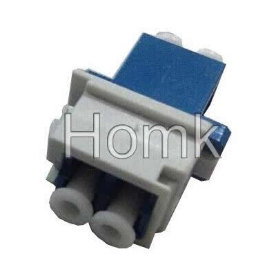 LC Single Mode Duplex Fiber Adapter