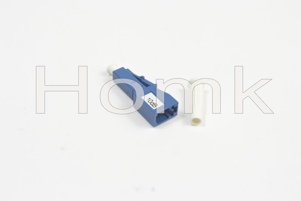 Male-Female 10dB LC UPC Attenuator