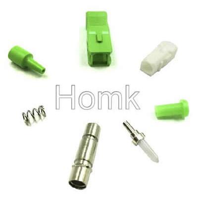 Optic Fiber Connector Kit SC/APC 0.9mm