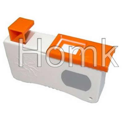 Optical fiber cleaning box