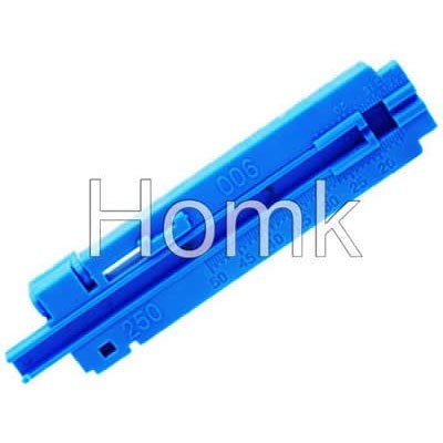 Universal stripping fixed length - one guide strip stripping tool.