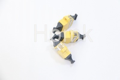 Yellow MPO Fiber Adapter