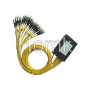 1*16 FC fiber cassette splitter