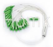 1*16 SCAPC fiber splitter