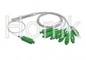 1*8 SCAPC fiber splitter