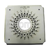 100% Original Swiss S316 LC/PC-24 Fiber Polishing Fixture By HOMK…