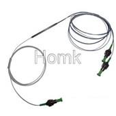 Bare Fiber PLC Splitter with FC/APC connector
