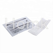 Cleaning absorbent nonwoven wet wipe cloth  for optic fiber
