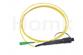 Fiber optic HuaWei SC/APC 3.0mm FTTA patch cord