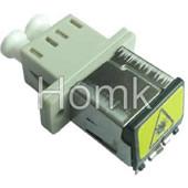LC fiber MM DX adapter