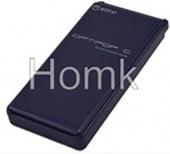 NTT OPTIPOP C fiber cleaner card type