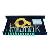 SC APC 1*16 fiber optic splitter