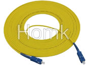 SCPC-SCPC SM SX 3m Fiber Optic Patch Cord
