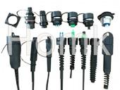 Various kinds of waterproof fiber connectors